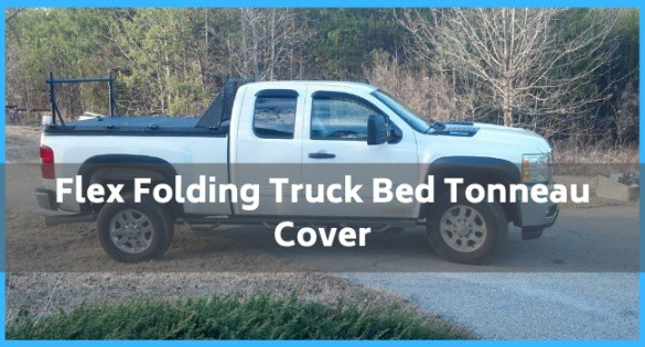 Flex Folding Truck Bed Tonneau Cover