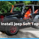 How to Install Jeep Soft Top Frame?