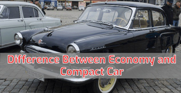 Difference Between Economy and Compact Car