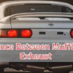 Difference Between Muffler and Exhaust