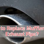 Cost to Replace Muffler And Exhaust Pipe?